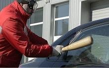 Бронирование передних стекол