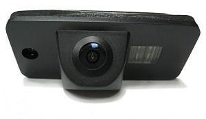 Встроенная камера заднего вида
