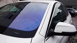 Атермальная тонировка лобового стекла в CarWorks